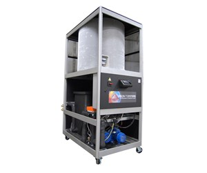 Delta T Systems introduces its first combination chiller and TCU in one package.