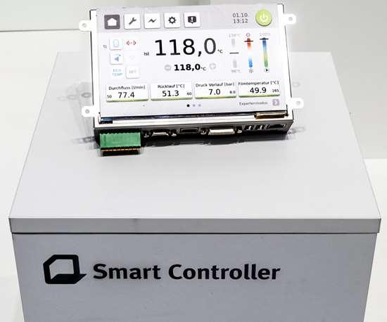 Single Smart Controller TCU