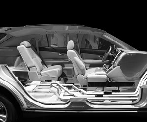 Automotive engineers require realistic thermomechanical data if they are to replace metals with plastics.