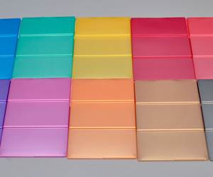 Additives: Special Effects Liquid Colors for Packaging and Consumer Products