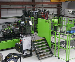CCP Gransden uses the Engel v-duo machine for R&D as well as commercial production.