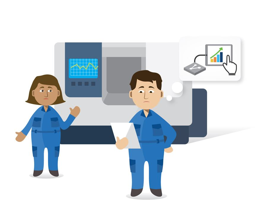 Learning to trust what real-time production monitoring says is happening in the plant, vs. what you believed to be happening, is a key step in integrating production staff with the new system.