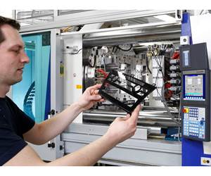 Injection molding is a connected process in which changes to any setpointcan affect a number of process and part-quality outputs.