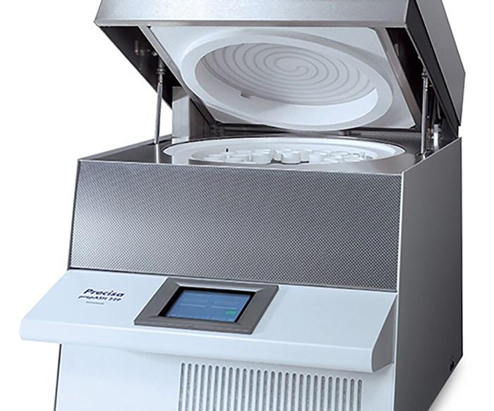 Testing: Advanced Thermogravimetric Analyzer