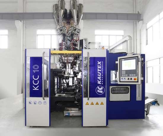 Kautex KCC 10S MK3 with CoEx6 head.