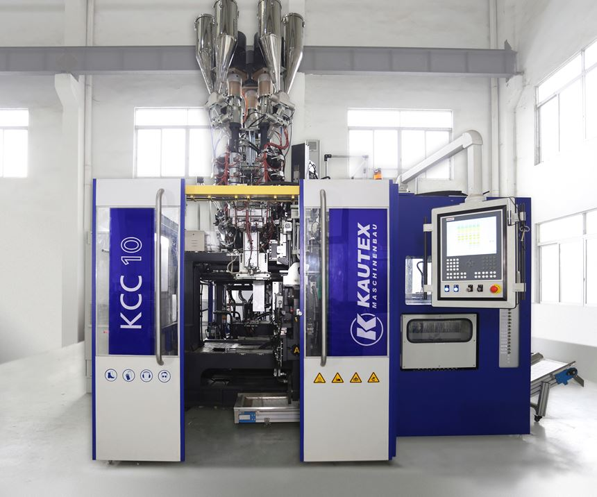 Kautex KCC 10S MK3 with CoEx6 head.