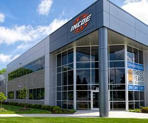 Incoe's new headquarters in Auburn Hills, Mich., occupies 138,000 ft2.