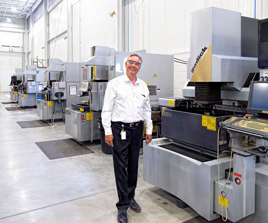 Incoe automotive business-development manager Jim Bott.