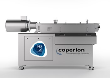 Coperion 25-mm Twin-Screw