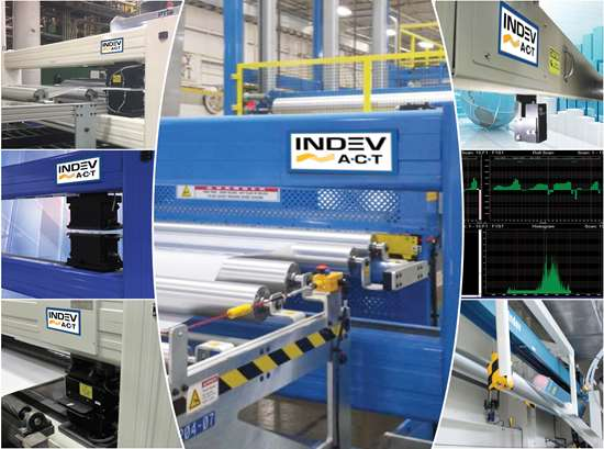 New Web-Gauging Products from Indev