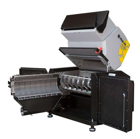 Selecting the Right Plastics Granulator