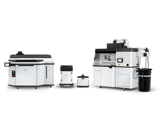 HP's new Jet Fusion 5200 Series for volume production.