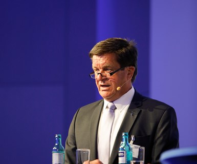 Ulrich Reifenhäuser, CEO of the Reifenhäuser Group.
