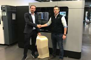 Bombardier Transportation invests in Stratasys 3d printing
