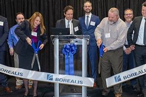 Borealis Starts Up U.S. Based Compounding Plant for TPO and Short-Glass Fiber PP Compounds