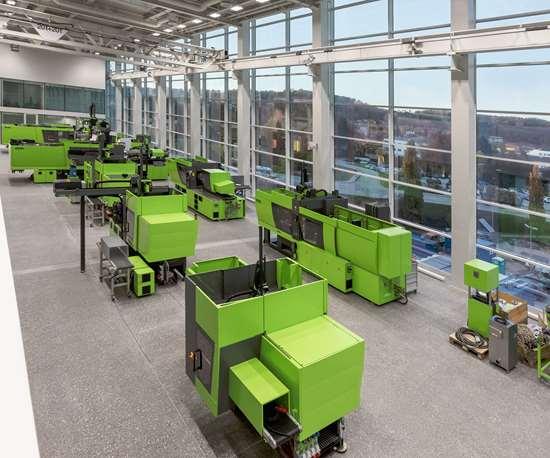 Engel's new Technology Center