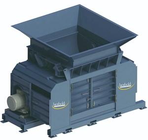 Herbold EWS 60/210 shredder