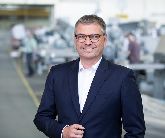 Ueli Thuerig, President Maag Group