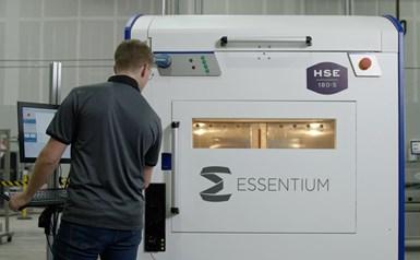HSE 3D printer
