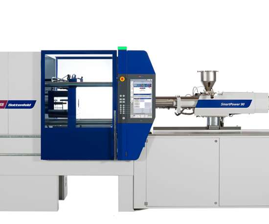 CoreTech has installed a Wittmann Battenfeld SmartPower 90 press with Elmet LSR dosing system.