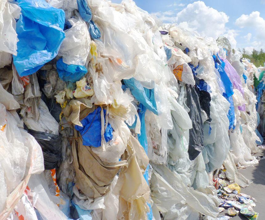 Neste plastic waste