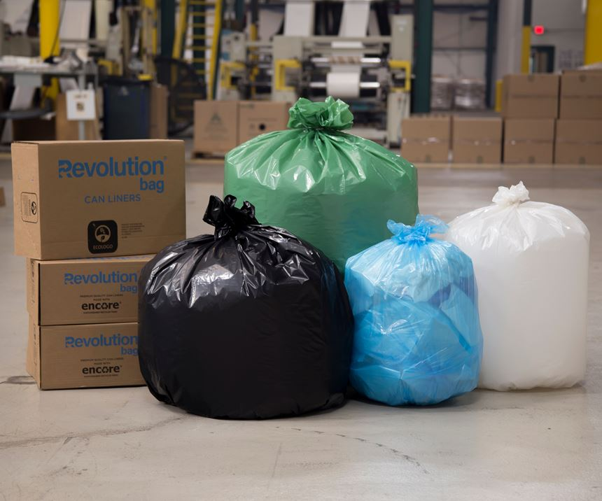 Revolution group of bags