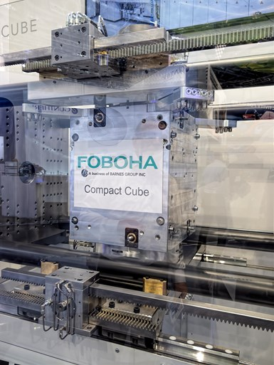 New FOBOHACompactcube is a simplified system that drastically reduces maintenance time