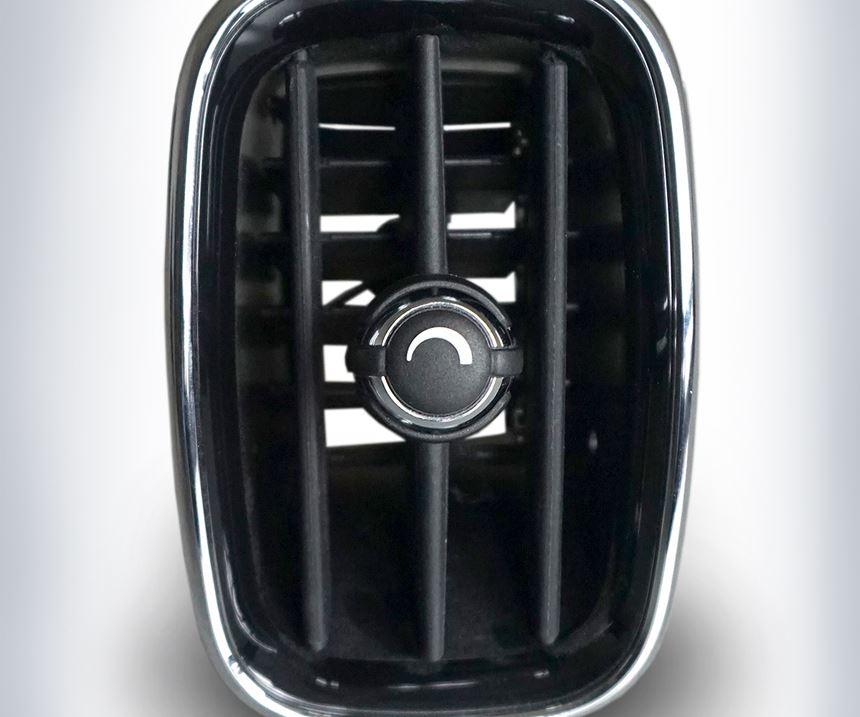 Glass-filled nylon 6 air vents in BMW Mini Countryman