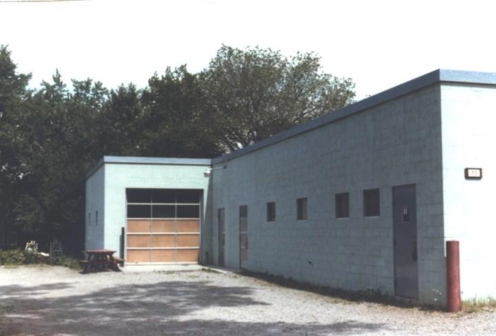 Micro Mold original building