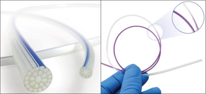 medical microbore multi-lumen tooling
