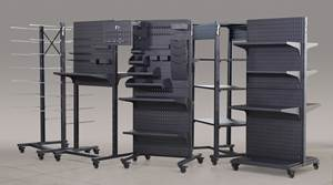 Injection Molding: Work Stations Promote Lean Operations
