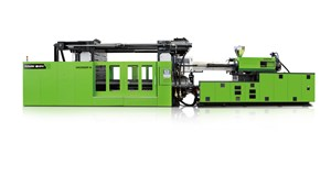Injection Molding: New Series Features Wider Platens
