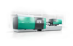 Injection Molding: Arburg Introduces Its Largest Packaging Machine Ever