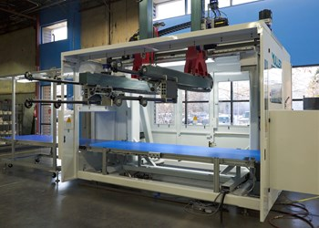Automation: System Promises Greater Flexibility for Molded Packaging