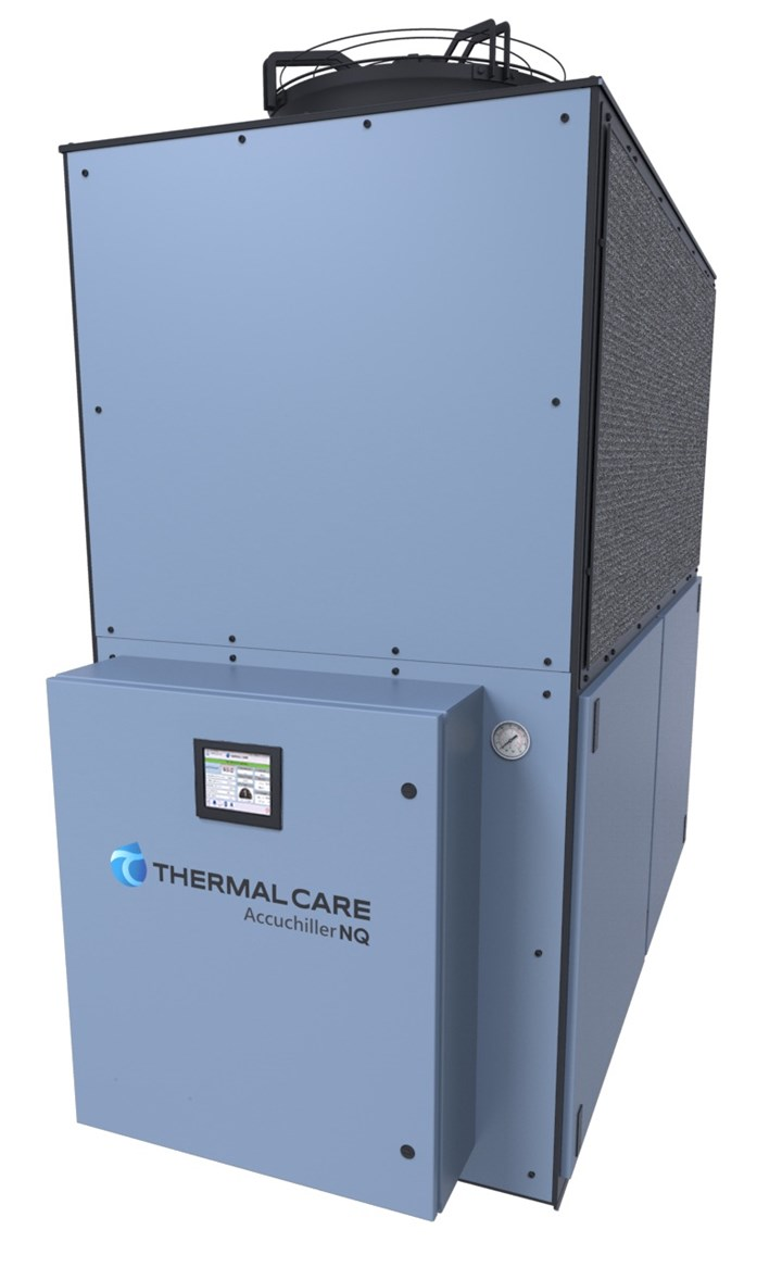 Thermal Care NQV Portable Chiller 30 tons