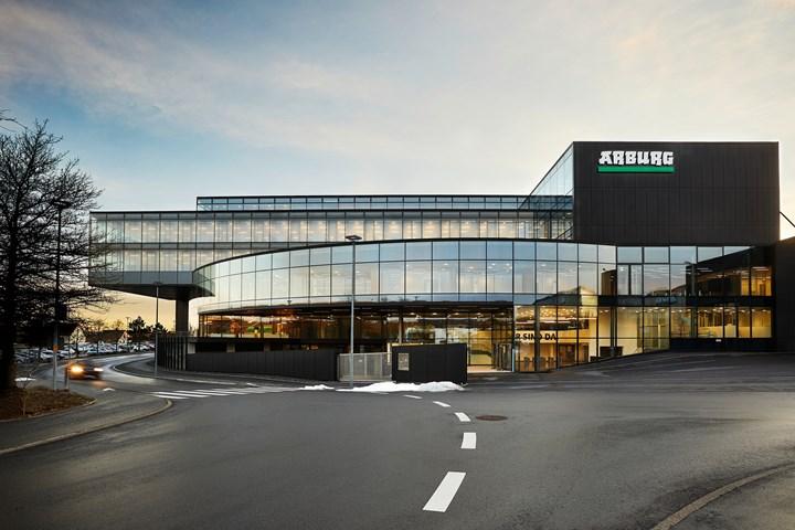 Arburg headquarters Lossburg Germany