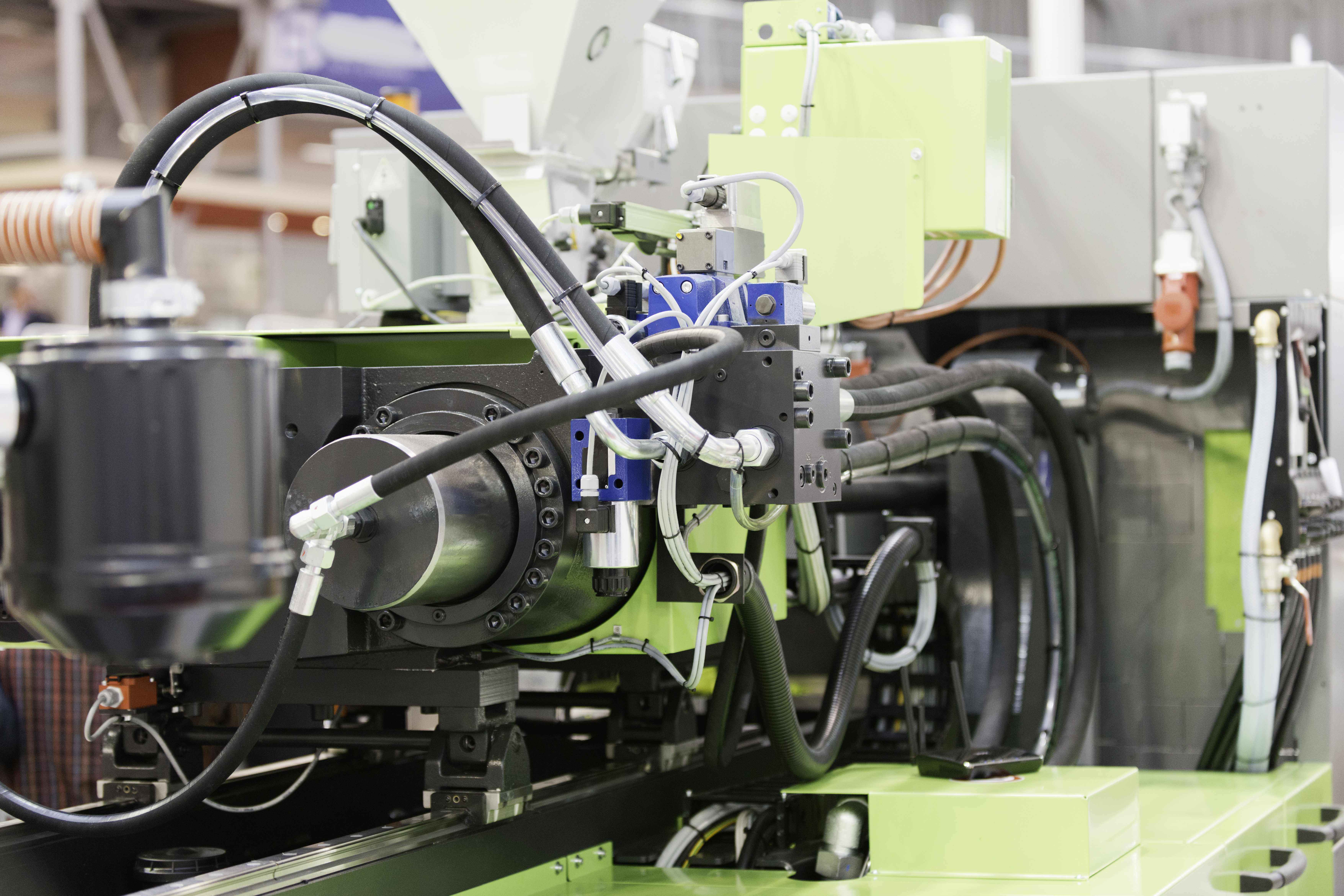 Harmonization of Injection Molding Safety—PLASTICS' Perspective