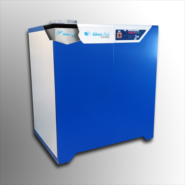 Injection Molding: Mold Dehumidifier Adds Germ- and Virus-Free Version