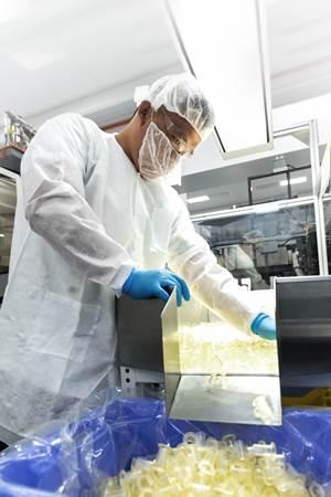 Coronavirus Test Kits Test MGS' Manufacturing Mettle
