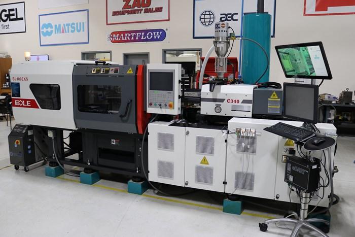 RJG Training Facility Adds Bole Machine