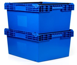 Polypropylenematerial handling containers