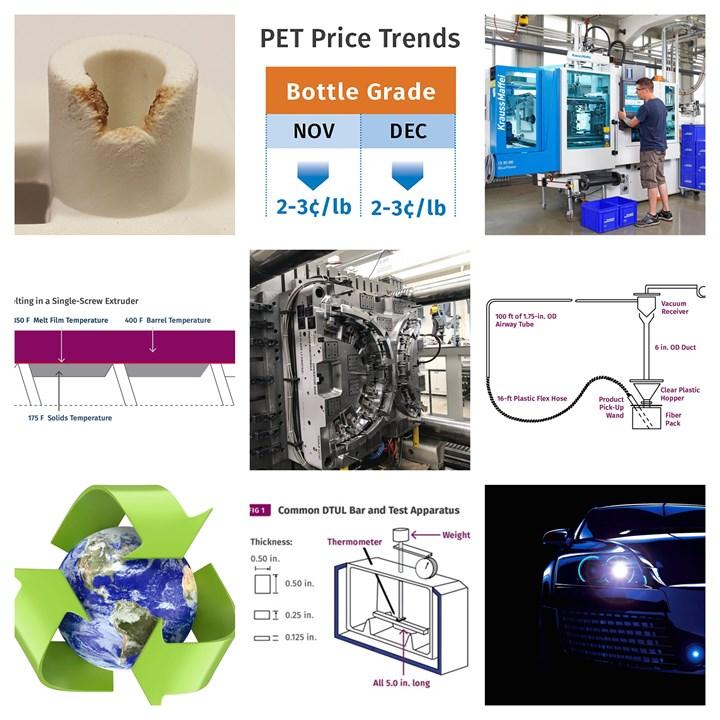 2019 Top Stories Plastics Technology