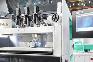 Arburg Unveils Inline Fiber-Reinforced Additive Manufacturing