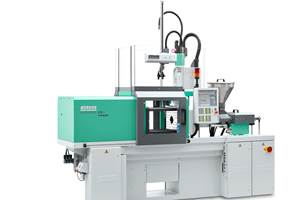 Injection Molding: Machine Series Can Be Configured, Ordered Online