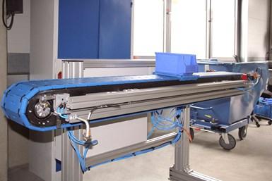 Flexi conveyor