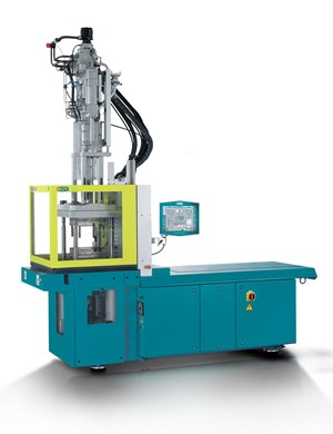 Injection Molding: Vertical Insert Molding Line Increases Tonnage