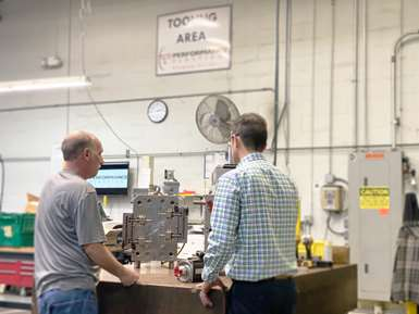 Performance Plastics' Secrets to Seamless Mold Transfers