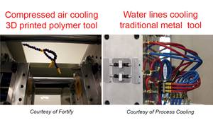 """Metal vs. Polymer 3D-Printed Mold Tooling: Which is """"Better?"""""""