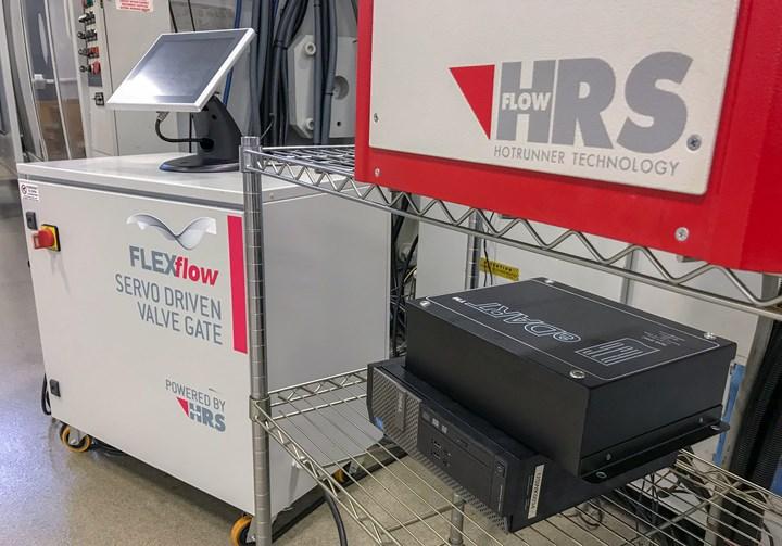 HRS Flow Flexflow RJG eDART