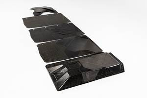 Thermoplastics Structures the Focus of Engel's China Composites Expo Presence